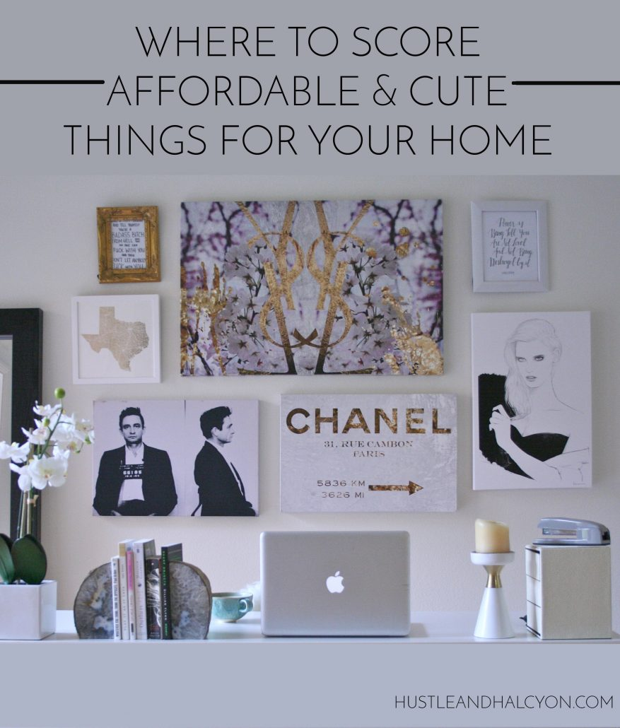 Best Where To Score Affordable Home Decor That Actually Rocks This Month