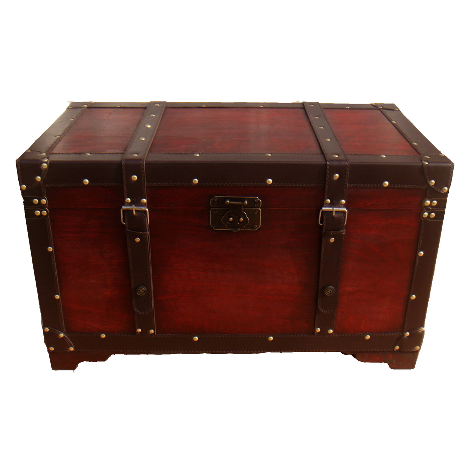 Best Phat Tommy Old School Retro Decorative Steamer Trunk At This Month