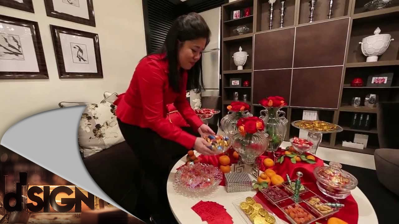 Best Dsign How To Decorate Living Room For Chinese New Year This Month