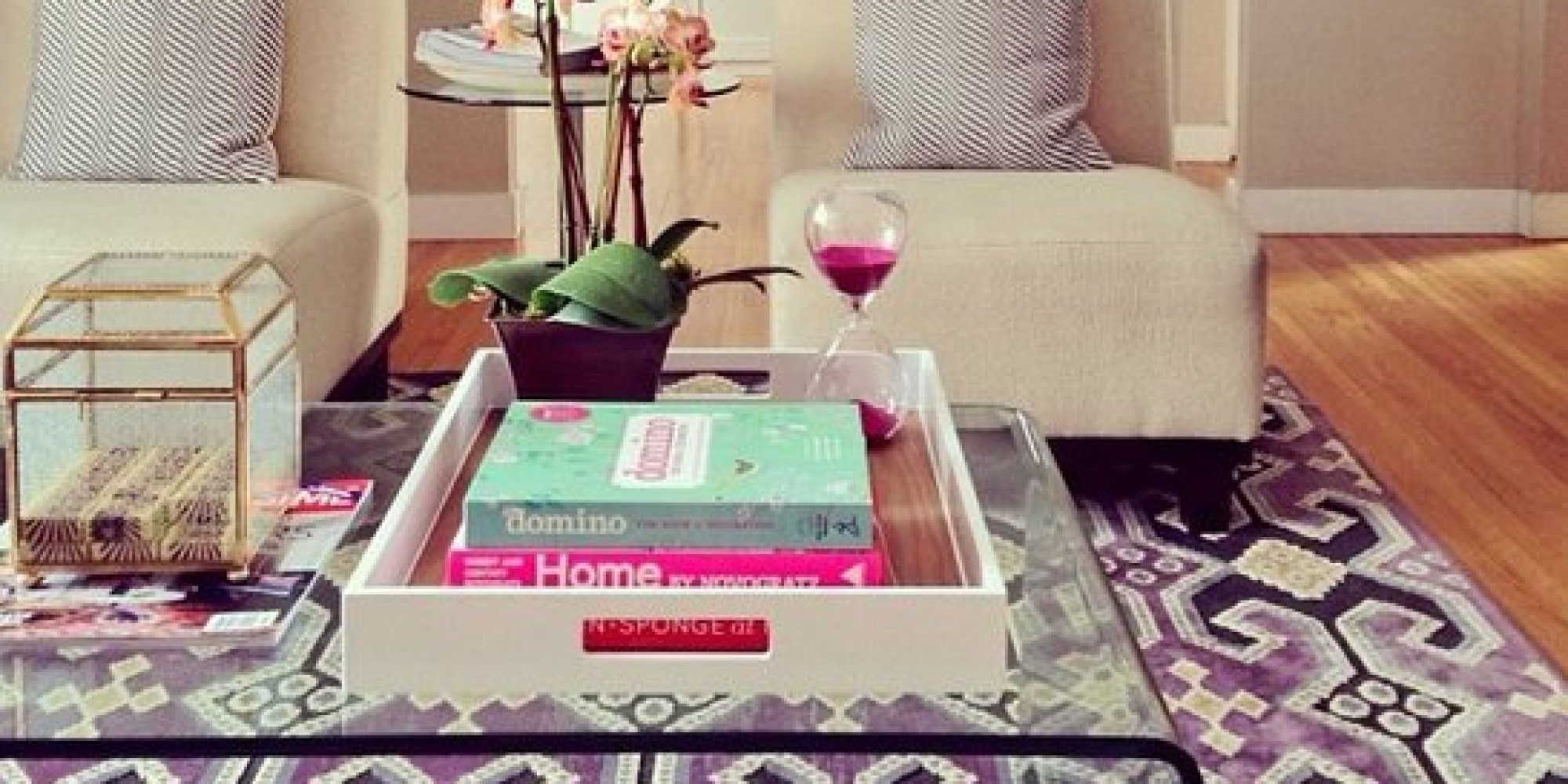 Best 9 Decor Ideas For Your Coffee Table From Real Life Homes This Month