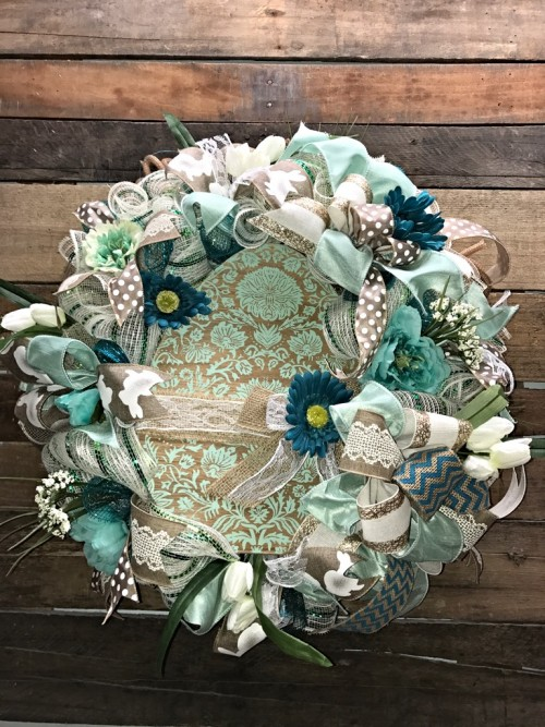 Best Beautiful Easter Wreath Easter Egg Wreath Easter Décor This Month