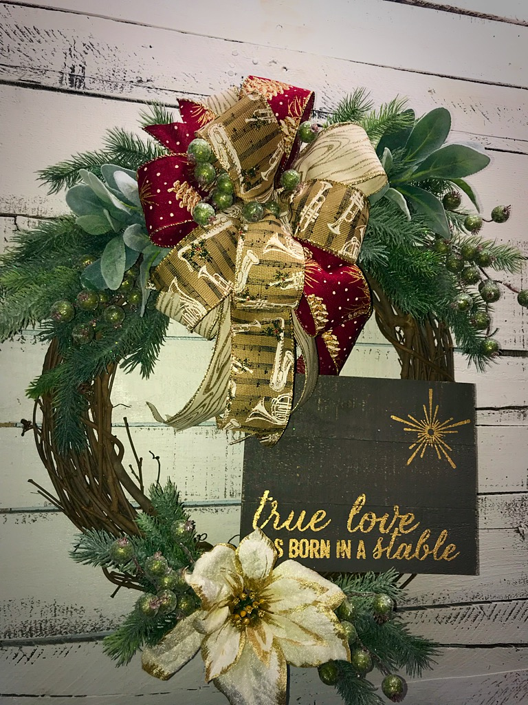 Best Christmas Wreath Holiday Wreath Christmas Decor This Month