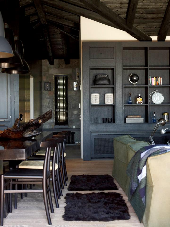 Best House That Combines Industrial And Traditional Style This Month