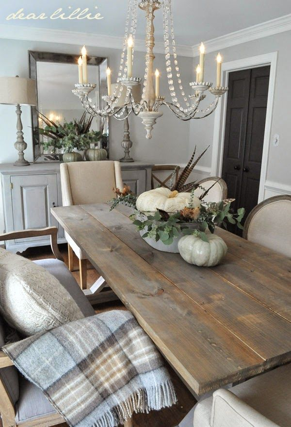 Best 12 Rustic Dining Room Ideas Decoholic This Month