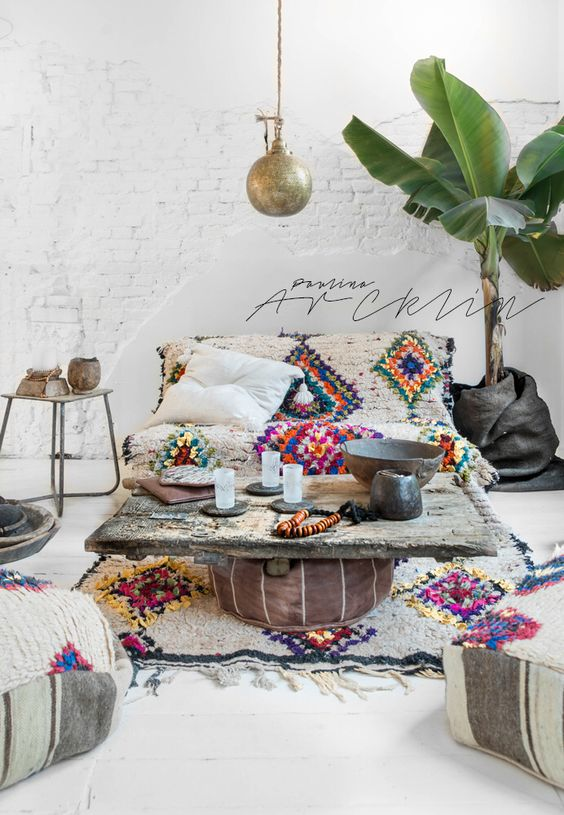 Best 26 Bohemian Living Room Ideas Decoholic This Month