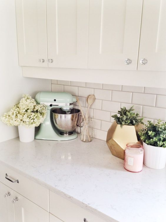 Best 10 Ways To Style Your Kitchen Counter Like A Pro Decoholic This Month