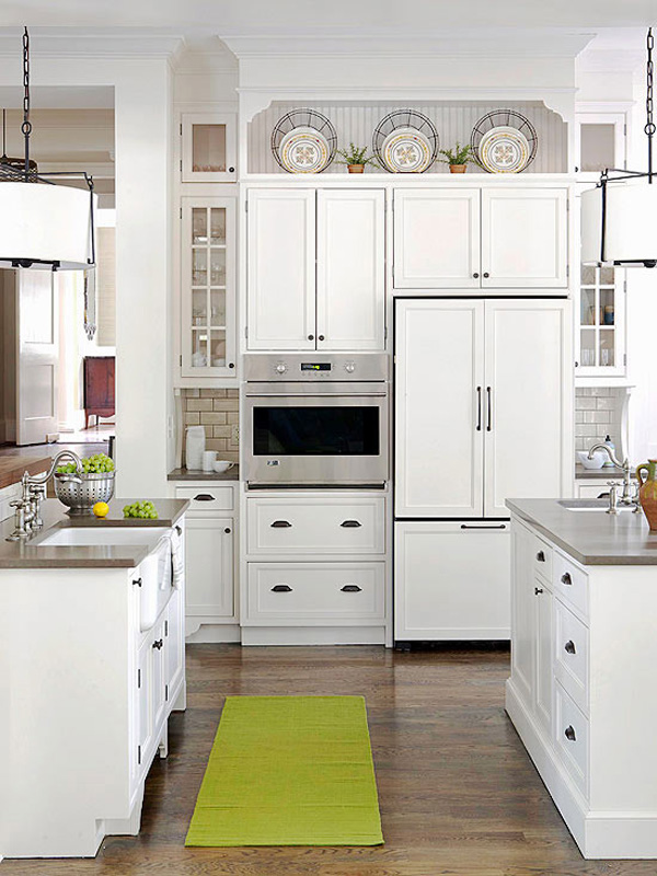 Best 10 Ideas For Decorating Above Kitchen Cabinets This Month