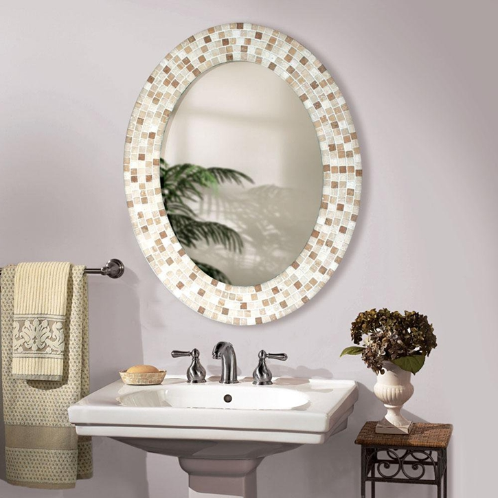 Best Decorative Bathroom Mirrors And Mirror Designing Tips This Month