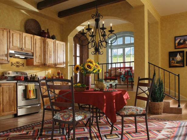 Best Interior Details For Southwestern Style Hgtv This Month