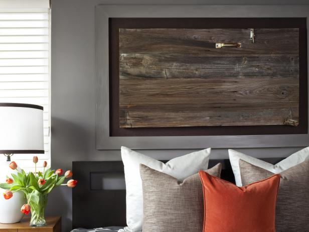 Best Transform Your Bedroom With Diy Decor Hgtv This Month