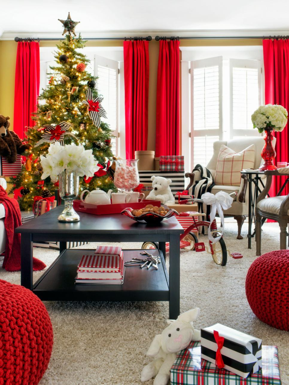 Best Christmas Tree Decorating Ideas Hgtv This Month