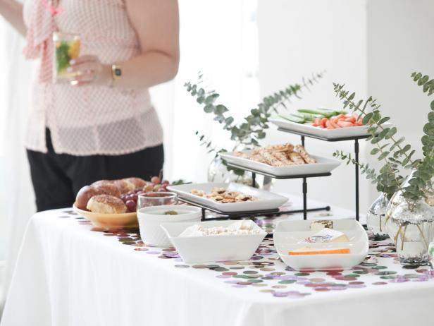 Best A Simple Modern Holiday Cocktail Party Hgtv This Month