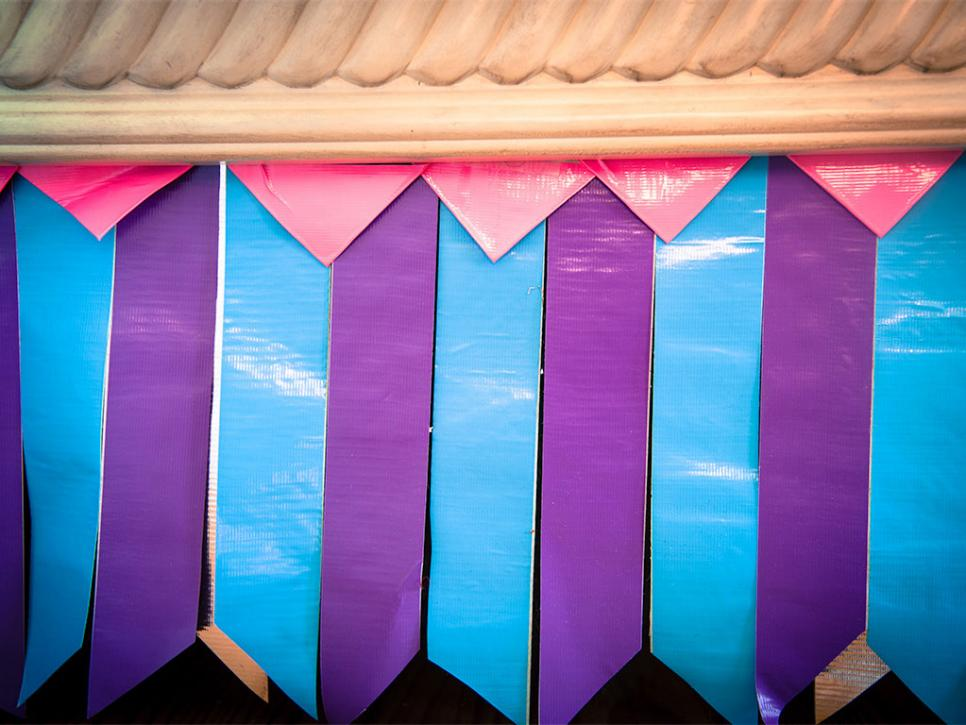 Best Budget Friendly Duct Tape Decorations For Kids Rooms Hgtv This Month