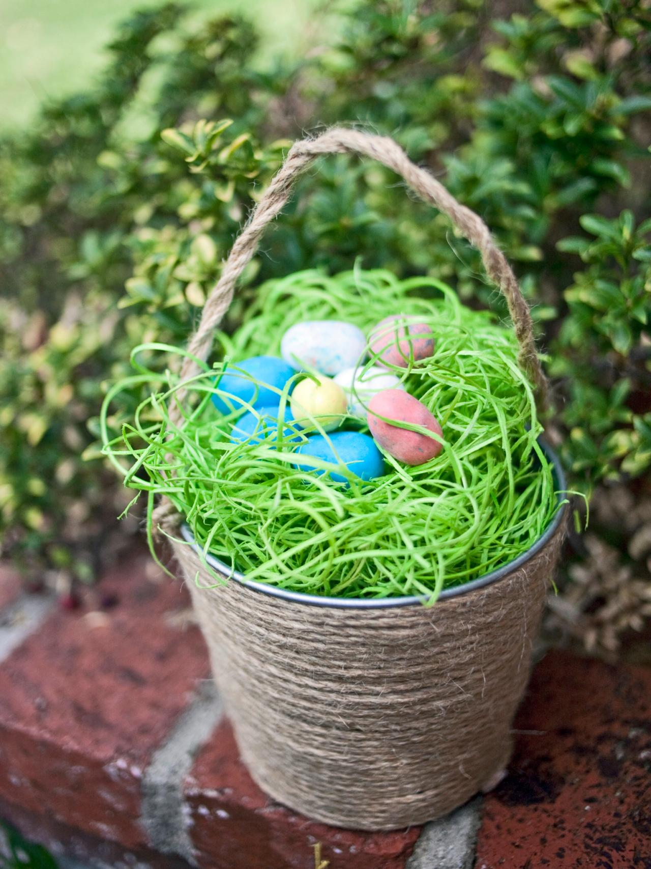 Best 20 Clever Diy Easter Basket Ideas Easy Crafts And This Month