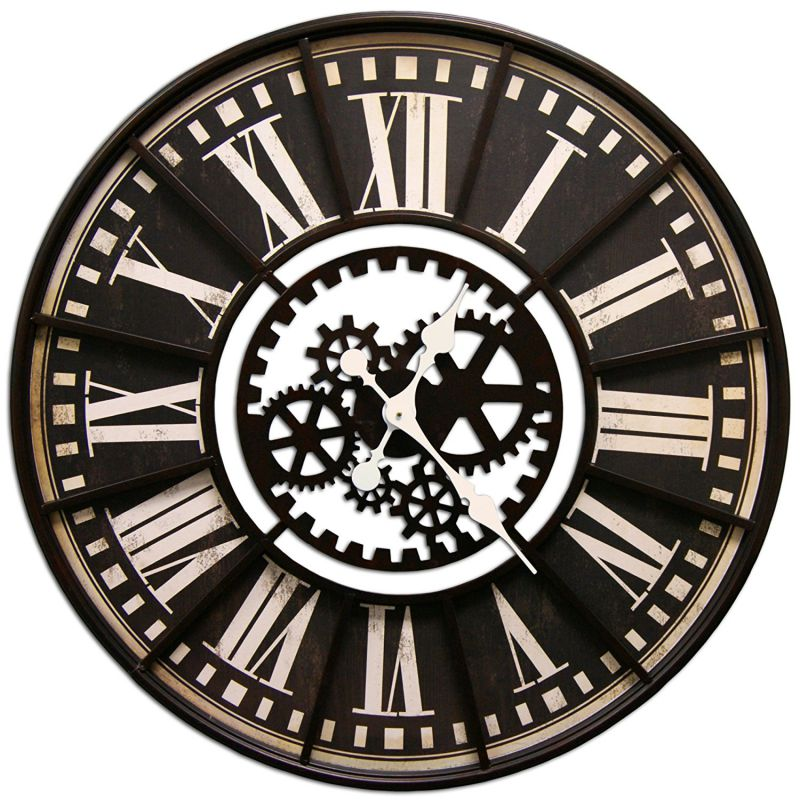 Best Extra Large Decorative Wall Clocks Benefit This Month