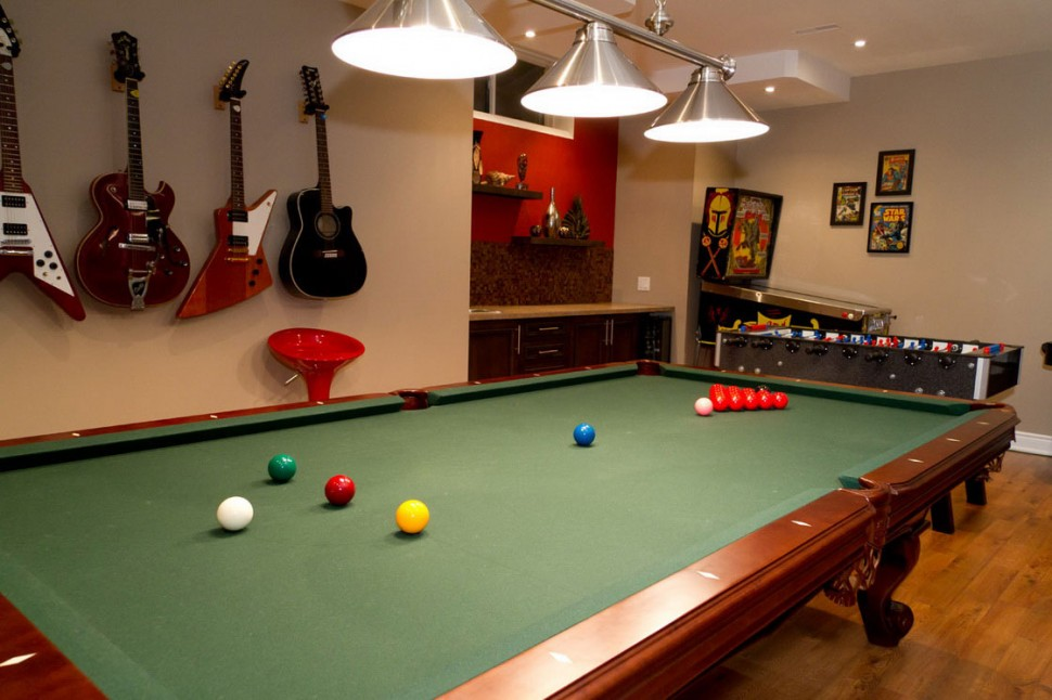 Best A Game Room For *D*Lt That Will Make Your Leisure Time This Month