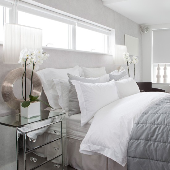 Best White Bedroom Ideas With Wow Factor Housetohome Co Uk This Month