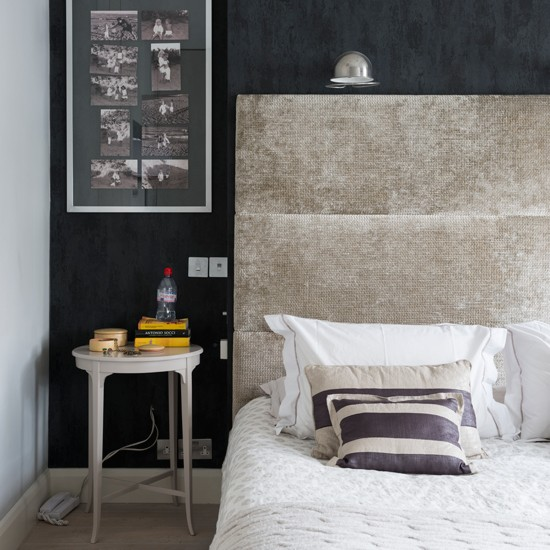 Best Black And Grey Textured Bedroom Bedroom Decorating Ideas This Month