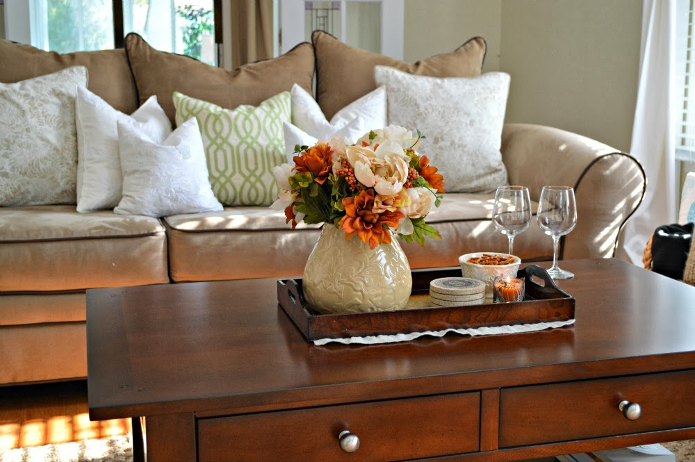 Best Tray Decor For Fall Coffee Table Livinator This Month