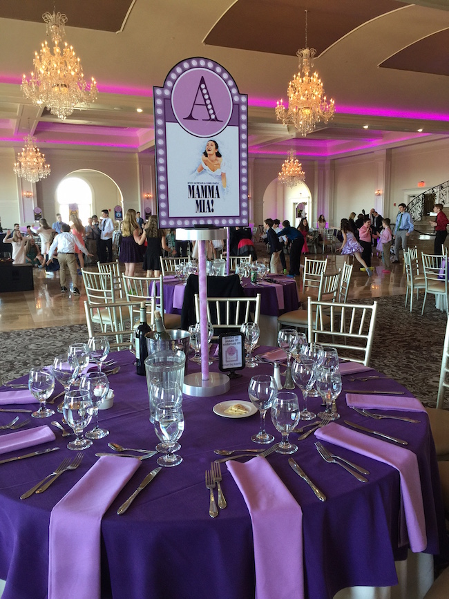 Best Gallery Broadway Themed Bat Mitzvah Party This Month