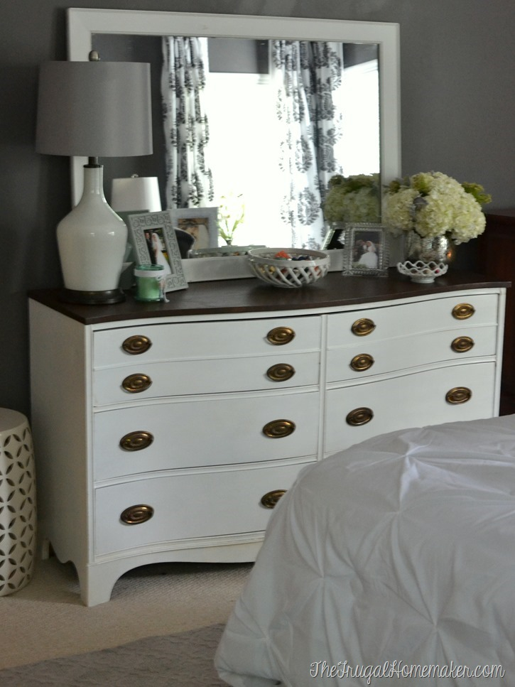Best Painted Dresser And Mirror Makeover Master Bedroom Furniture This Month