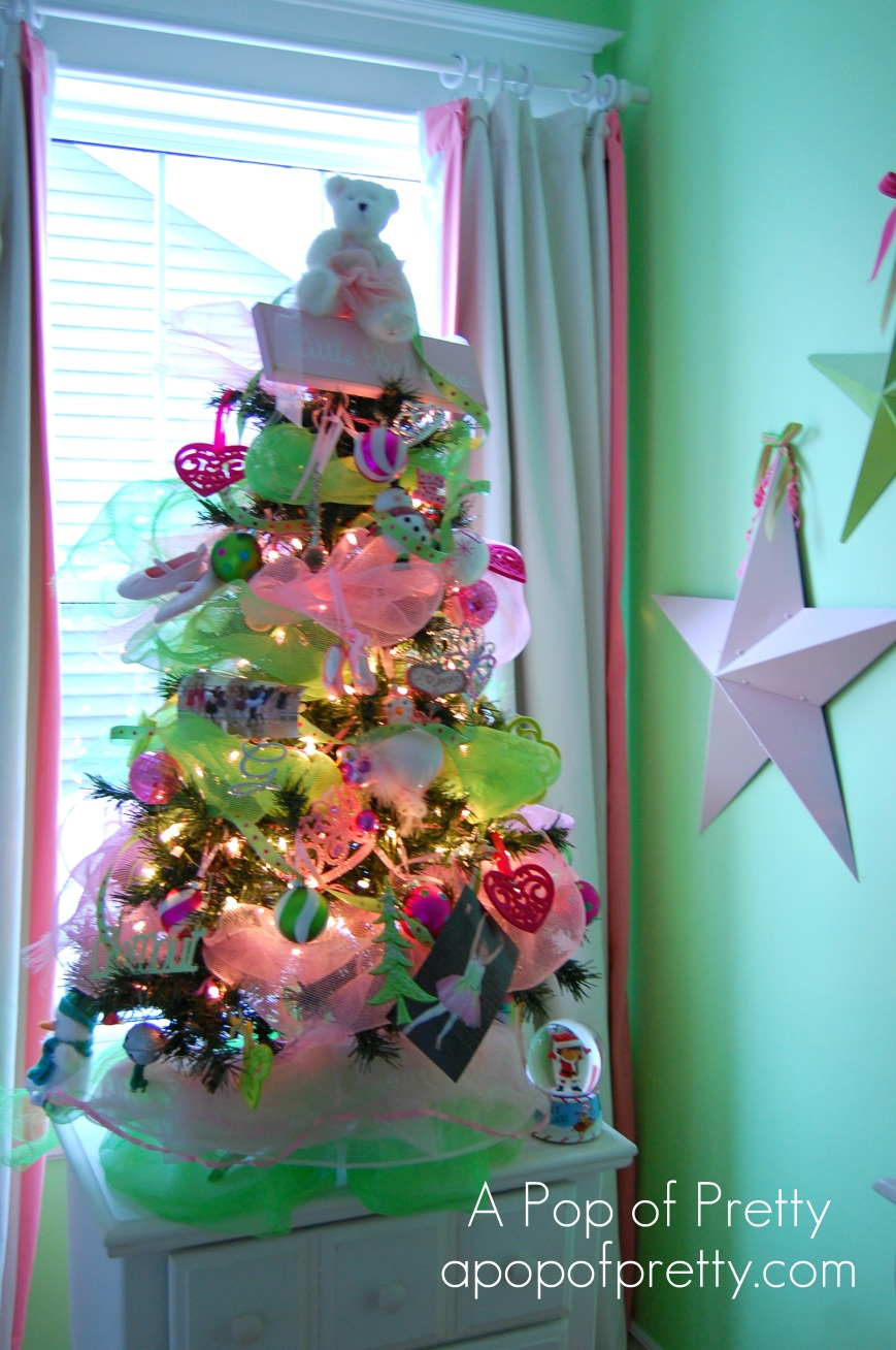 Best How To Decorate A Ballerina Christmas Tree A Pop Of This Month