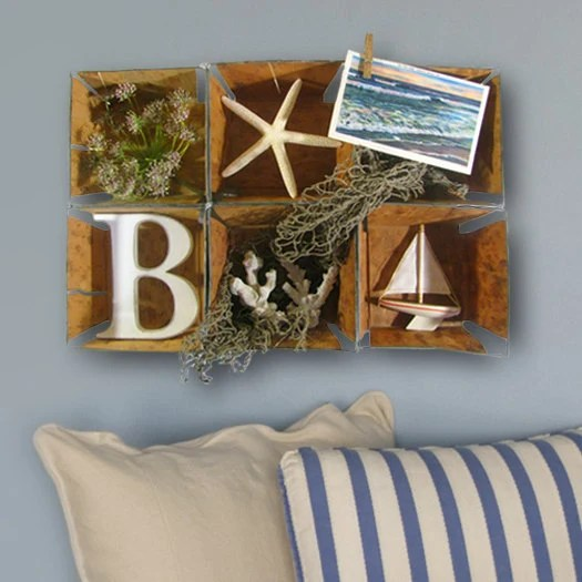 Best Cottage Beach Nautical Collage Wall Art Home Decor By J3Decor This Month