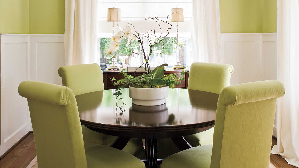 Best Make A Small Dining Room Look Larger Stylish Dining Room This Month