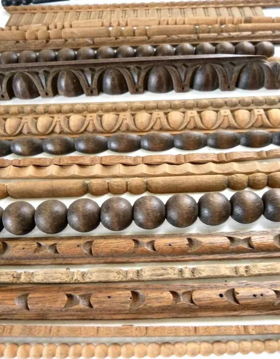 Best Items Similar To Vintage French Wood Architectural Carved This Month