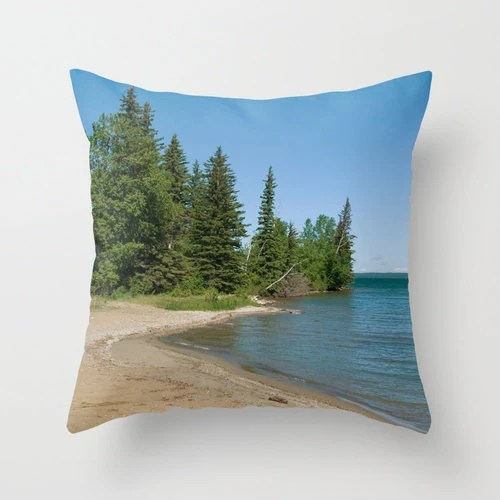 Best Beach Themed Throw Pillows Blue And Green By Crystalgaylephoto This Month