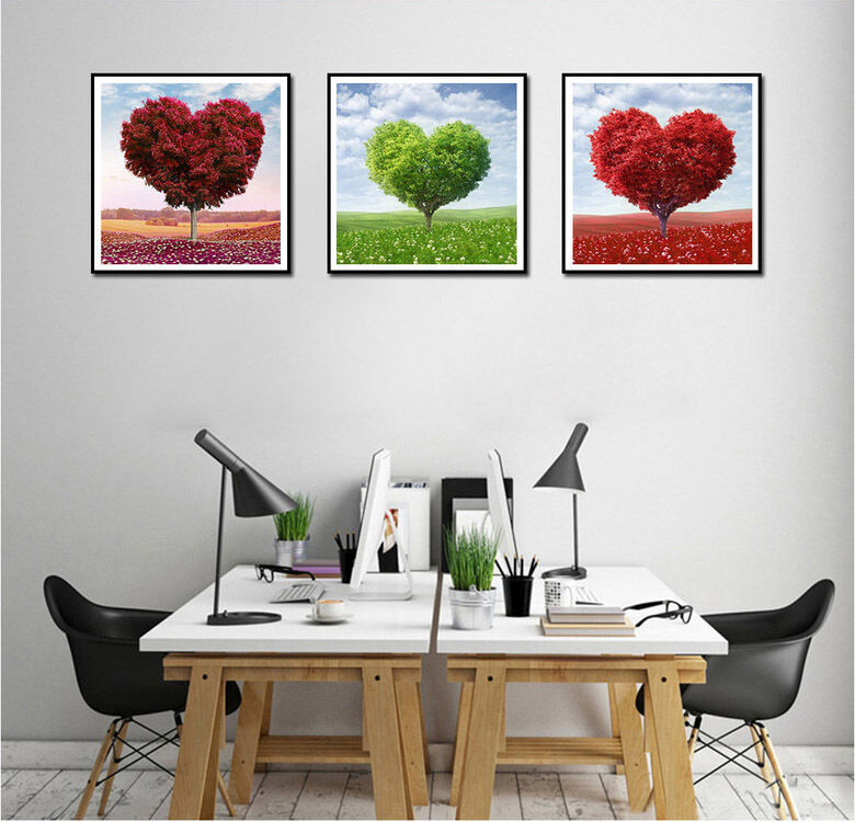 Best Not Framed Canvas Print Cheap Home Office Decor Wall Art This Month