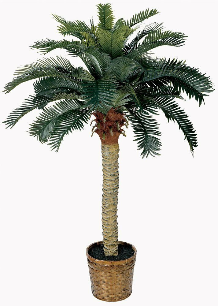 Best Fake Palm Tree 4 Feet Tall Artificial Potted Plant This Month