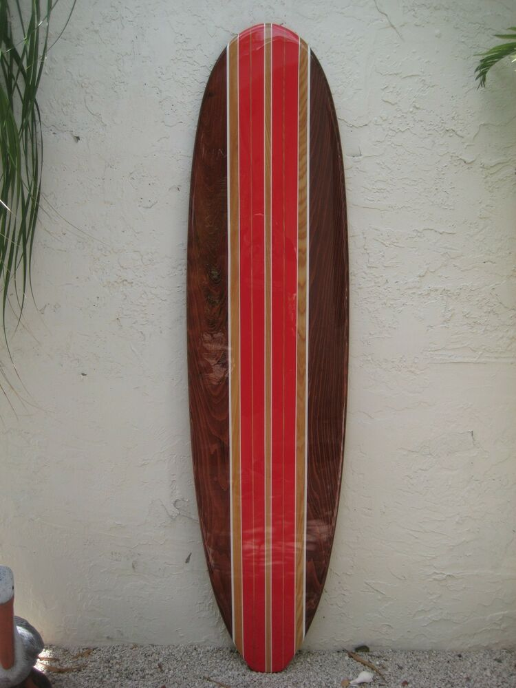 Best Tropical Decorative Wooden Surfboard Wall Art For A This Month