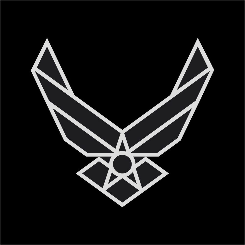 Best Us Air Force 2 Logo Military Vinyl Decal Sticker Window This Month