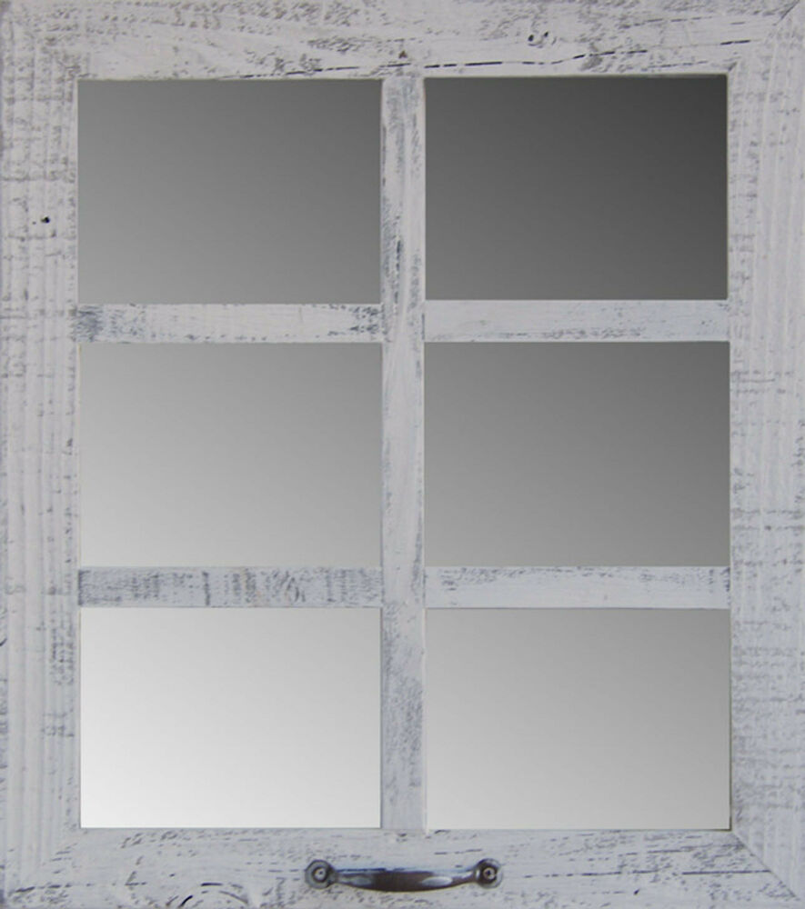 Best Barn Wood 6 Pane Window Mirror Rustic Style Home Decor This Month