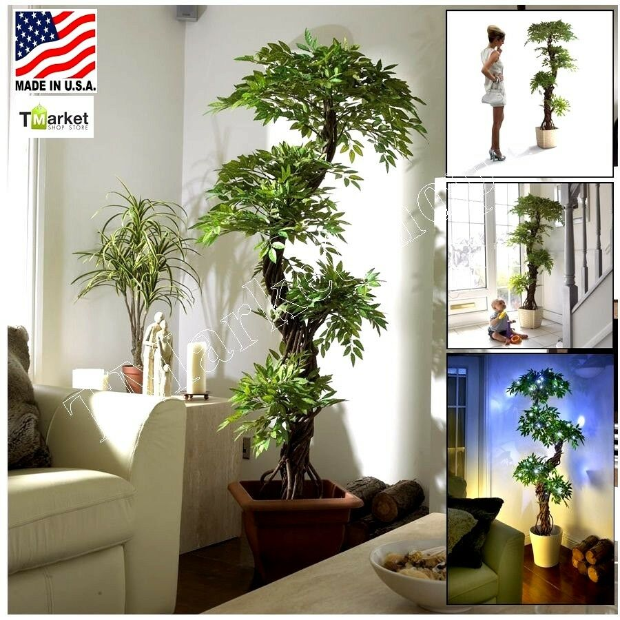 Best Artificial Realistic Large Japan Fruticosa Tree Fake This Month
