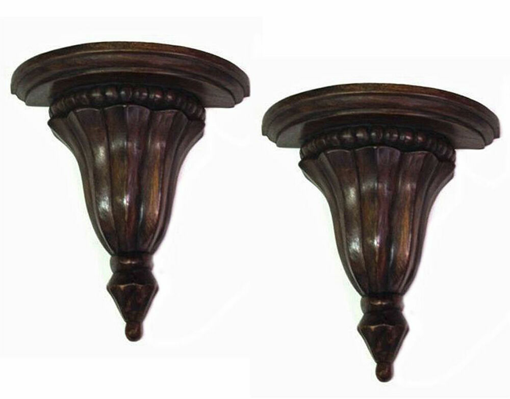 Best Wall Shelves Kingsbury Decorative Wall Bracket Pair This Month