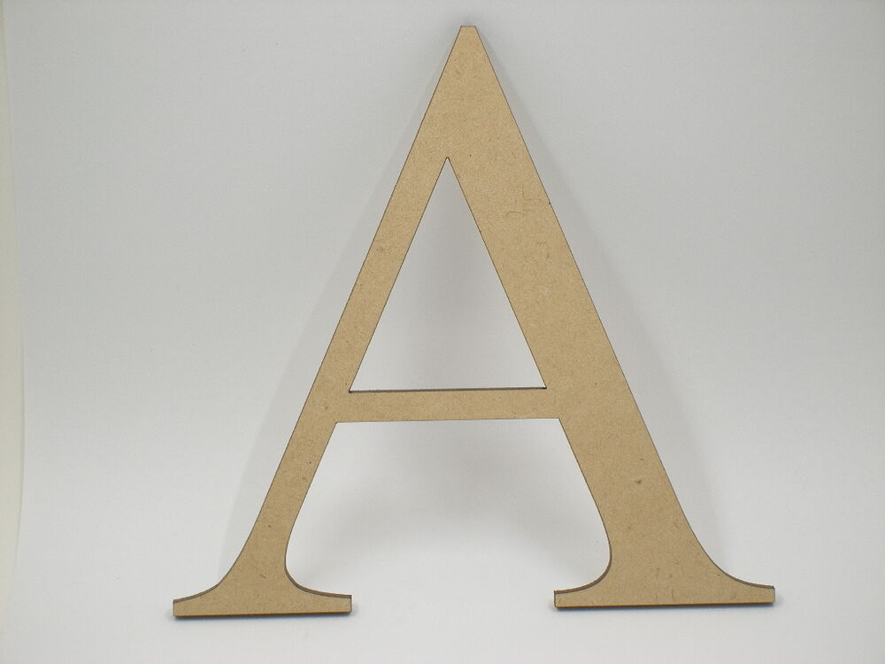 Best 15Cm Large Wooden Letter Words Wood Letters Alphabet Name This Month