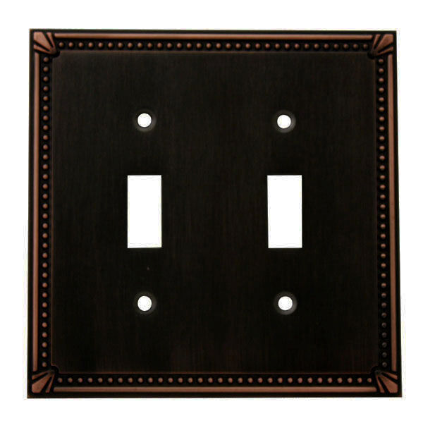 Best Oil Rubbed Bronze Double Toggle Decorative Wall This Month