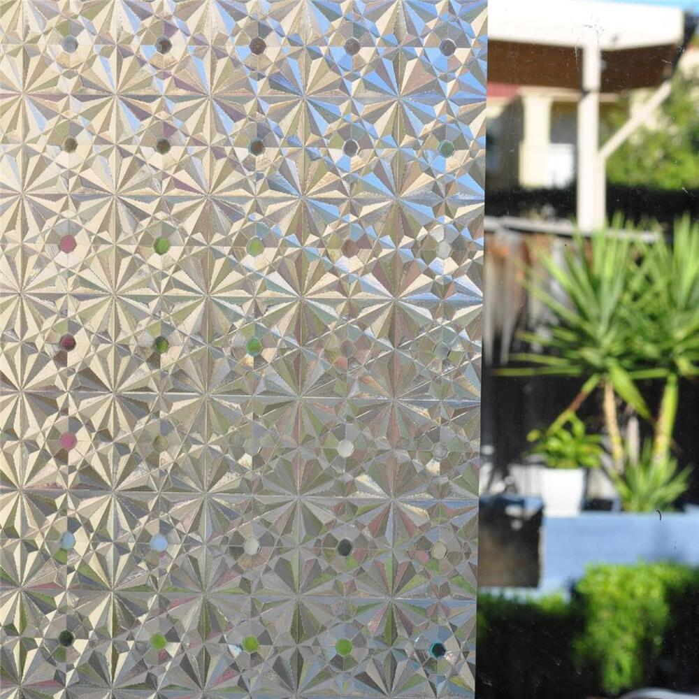 Best 3D Decorative Window Film Stained Glass Vinyl Paper This Month