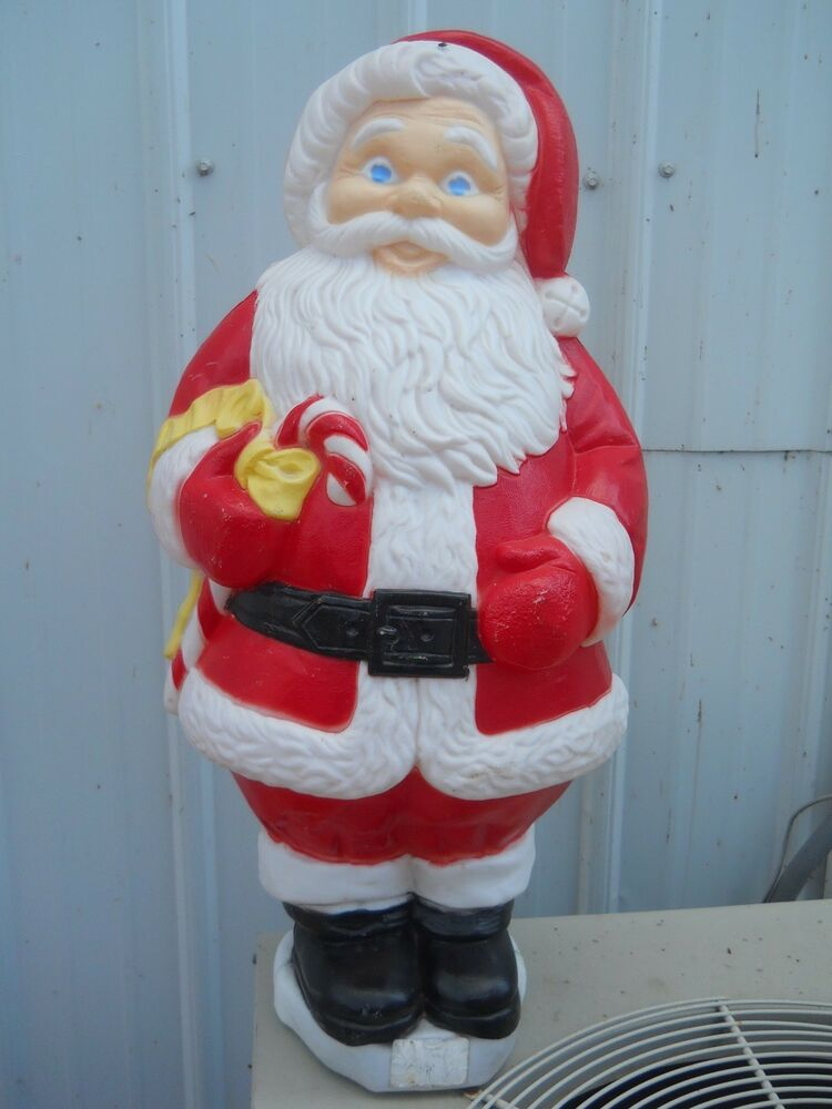 Best 82 Christmas Bl*W Mold Yard Decoration 31 Santa Claus This Month