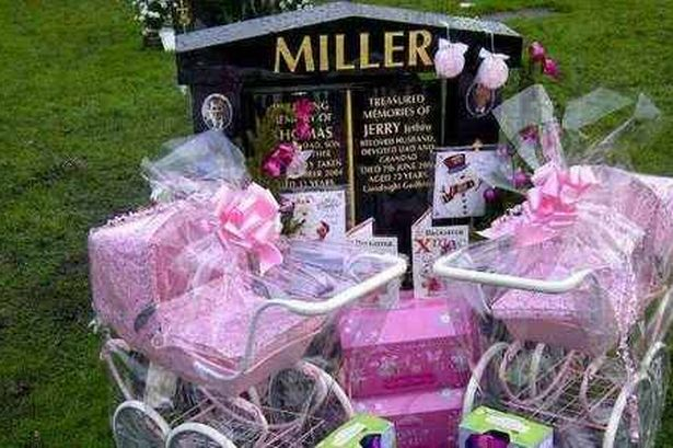 Best Mum Devastated After Robbers Plunder Daughters Graves This Month