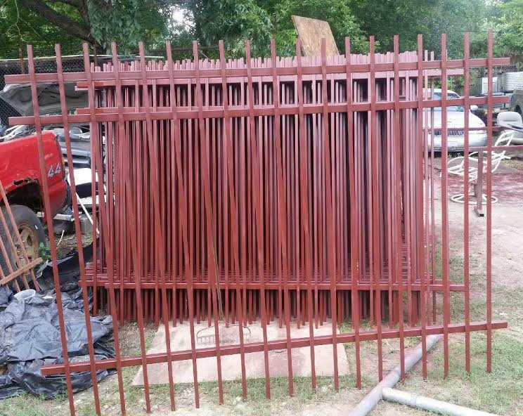 Best Houston Metal Fence Panels Wrought Iron Fence Houston Tx This Month