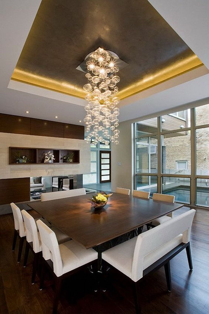 Best 10 Superb Square Dining Table Ideas For A Contemporary This Month