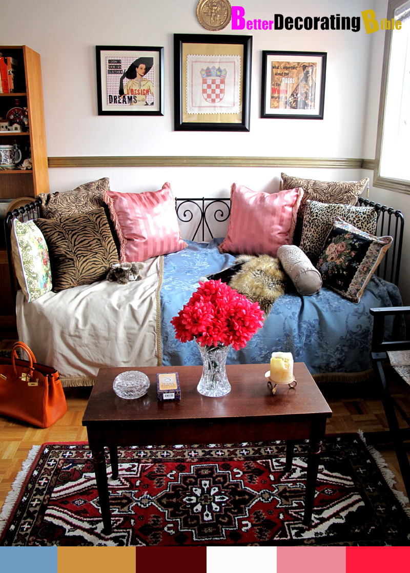 Best Bohemian Style Decorating Ideas Modern Diy Art Designs This Month