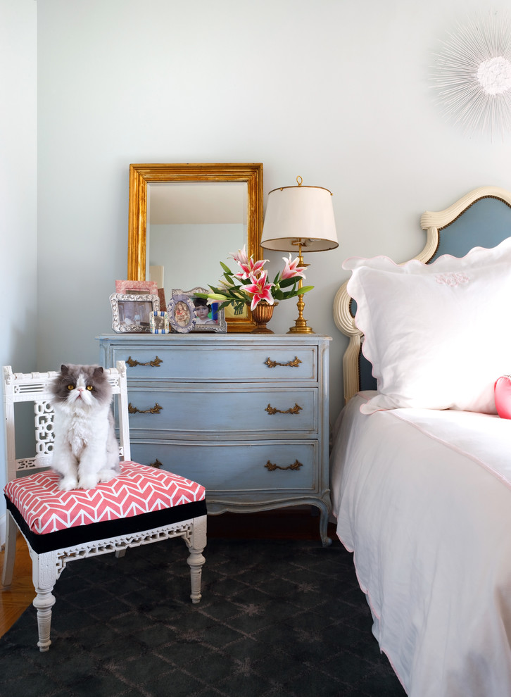 Best Sara Tuttle Eclectic Bedroom This Month