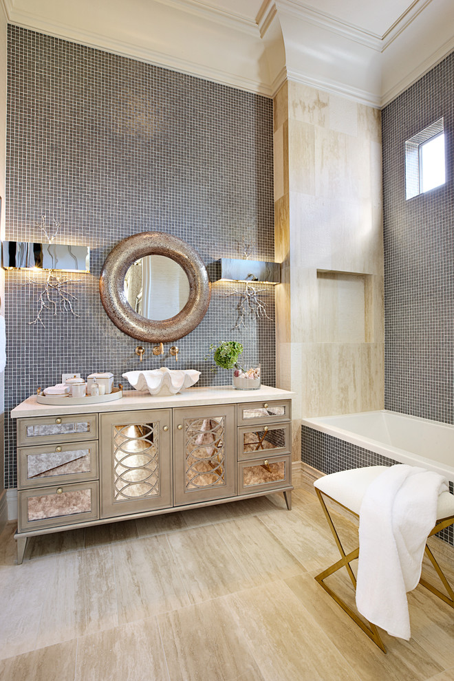 Best Hot For 2016 Decorating Your Bathroom In Silver Hues This Month
