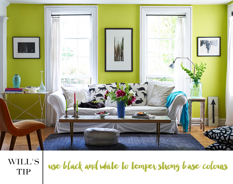 Best Colour Advice How To Decorate With Lime Green Bright This Month
