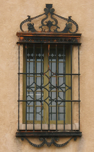 Best Window With Decorative Security Bars Santa Fe New Mexico This Month
