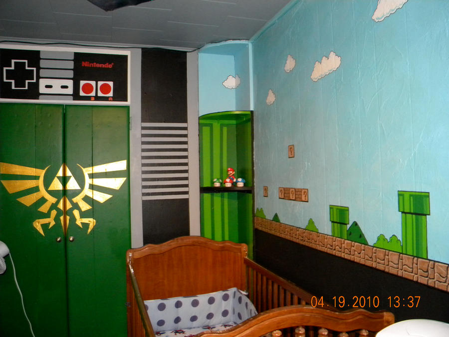 Best Nintendo Baby Room By Therealsurge On Deviantart This Month
